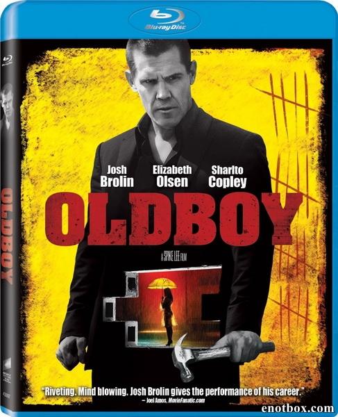 Олдбой / Oldboy (2013/BD-Remux/BDRip/HDRip)