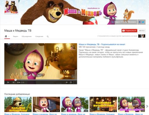 Самые интересные детские каналы на Youtube