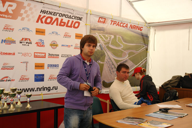 Гонки National Light Series, 1-й этап 2013.