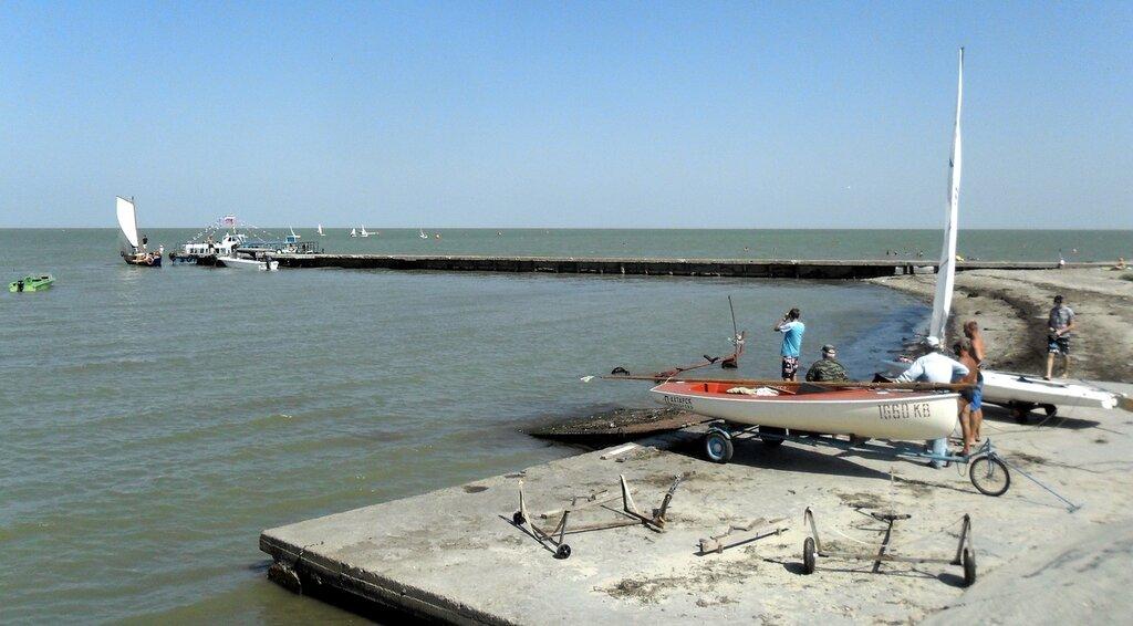 Море, яхта, лето