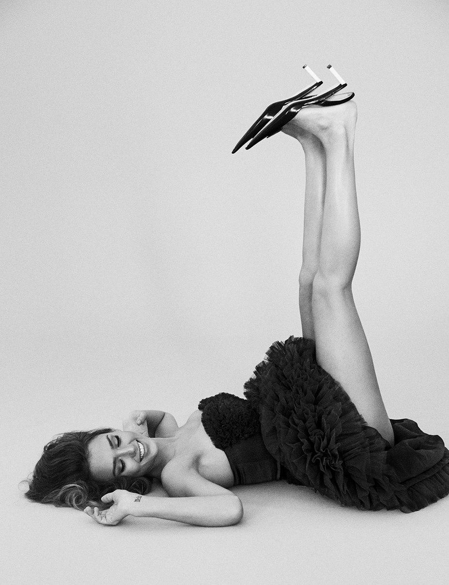 модель Jessica Alba / Джессика Альба, фотограф Simon Emmett