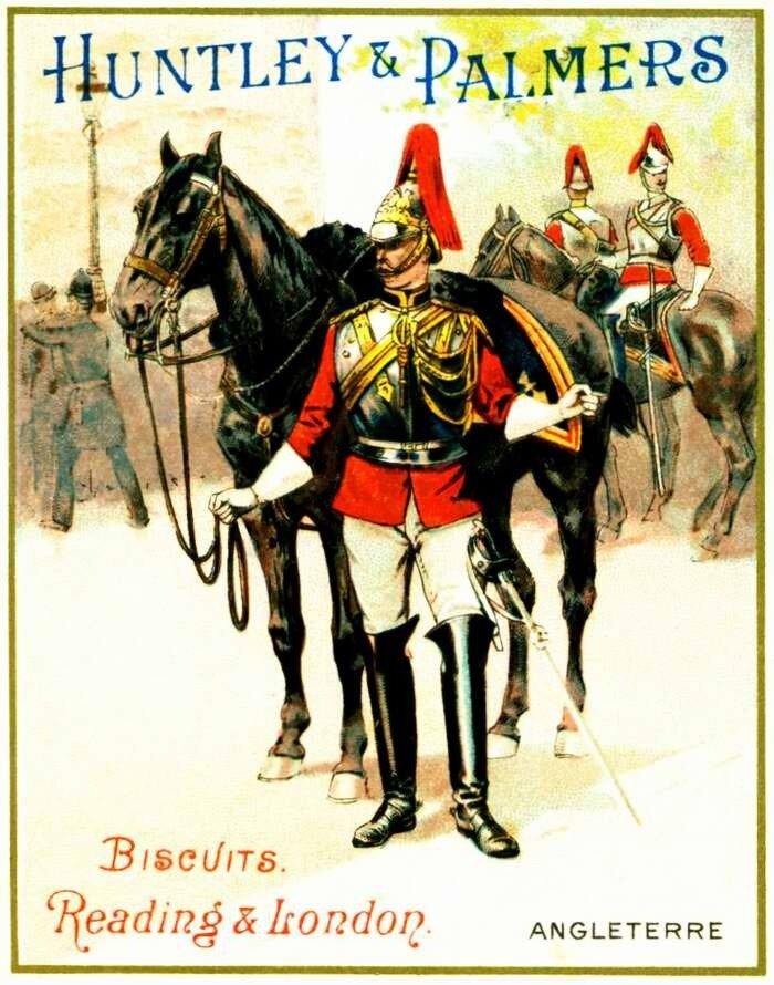 Солдаты британской армии (1)