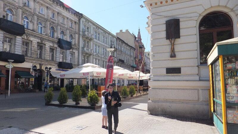 Путешествия 2013- Лодзь