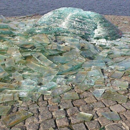 шар желаний в Днепропетровске разбит
