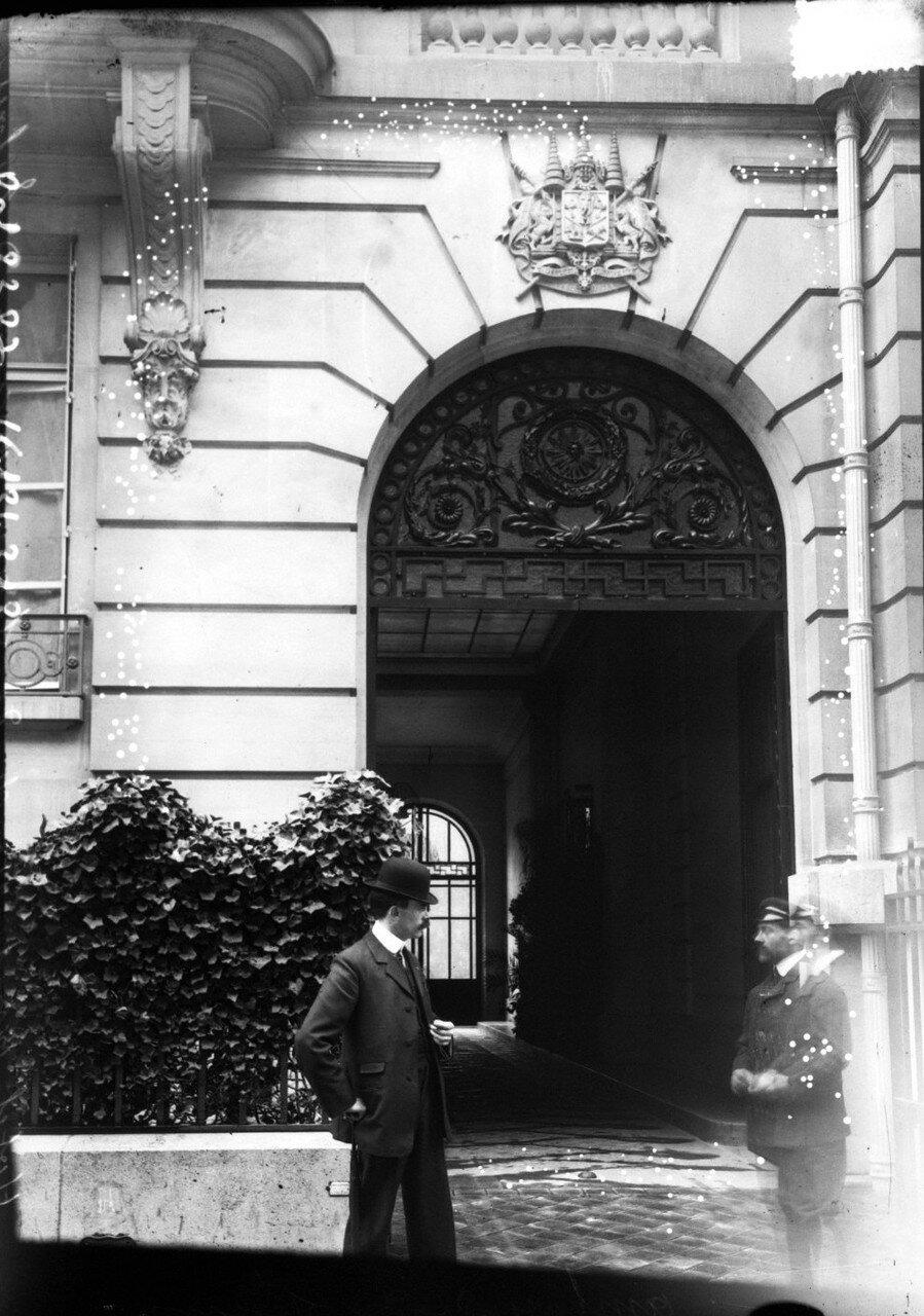 1908. Посольство Сиама