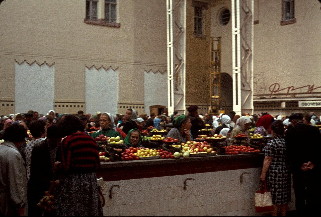 Киев. Колхозный рынок