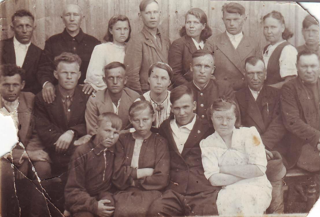1930-1940. Верхотурье