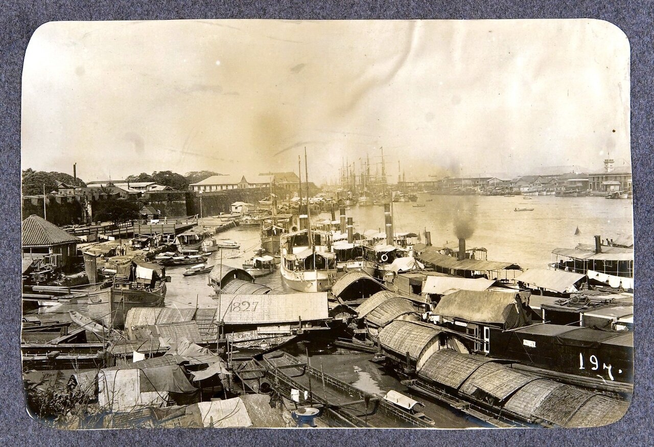 1899-1900. Фотоальбом офицера 3-й Конной дивизии США на Филиппинах