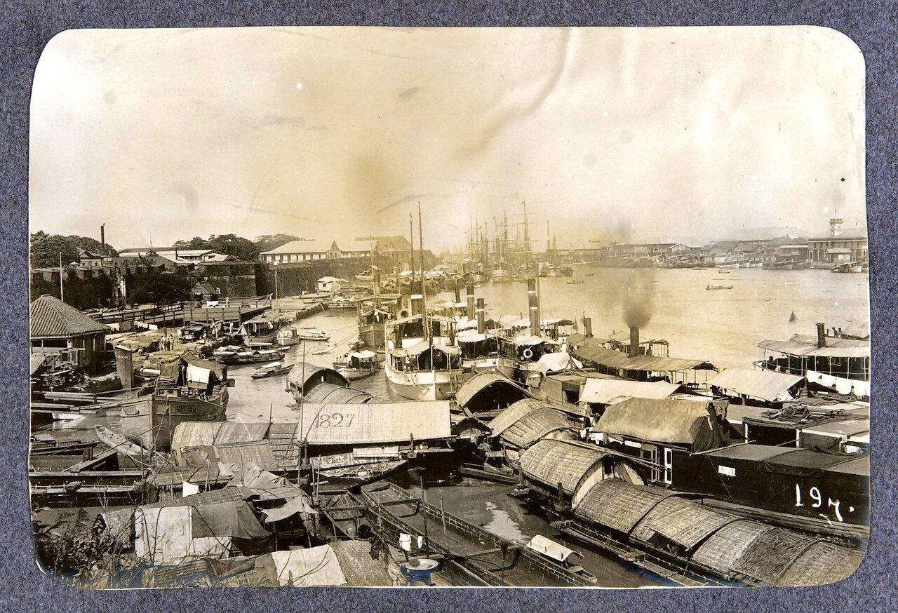 01. Манила. Река Пасиг