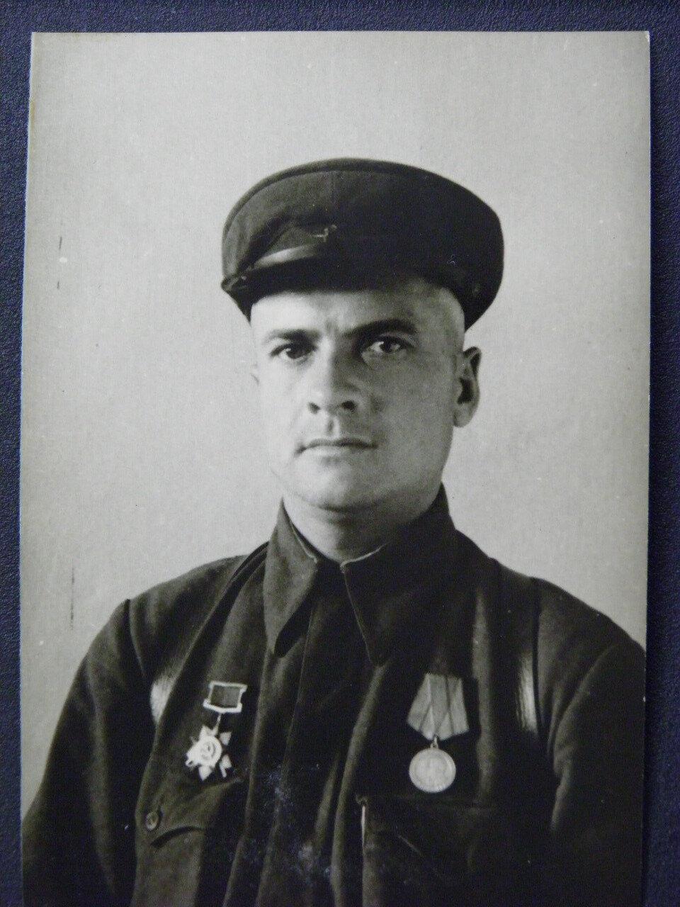 Слюсарев. Командир Львовского партизанского отряда