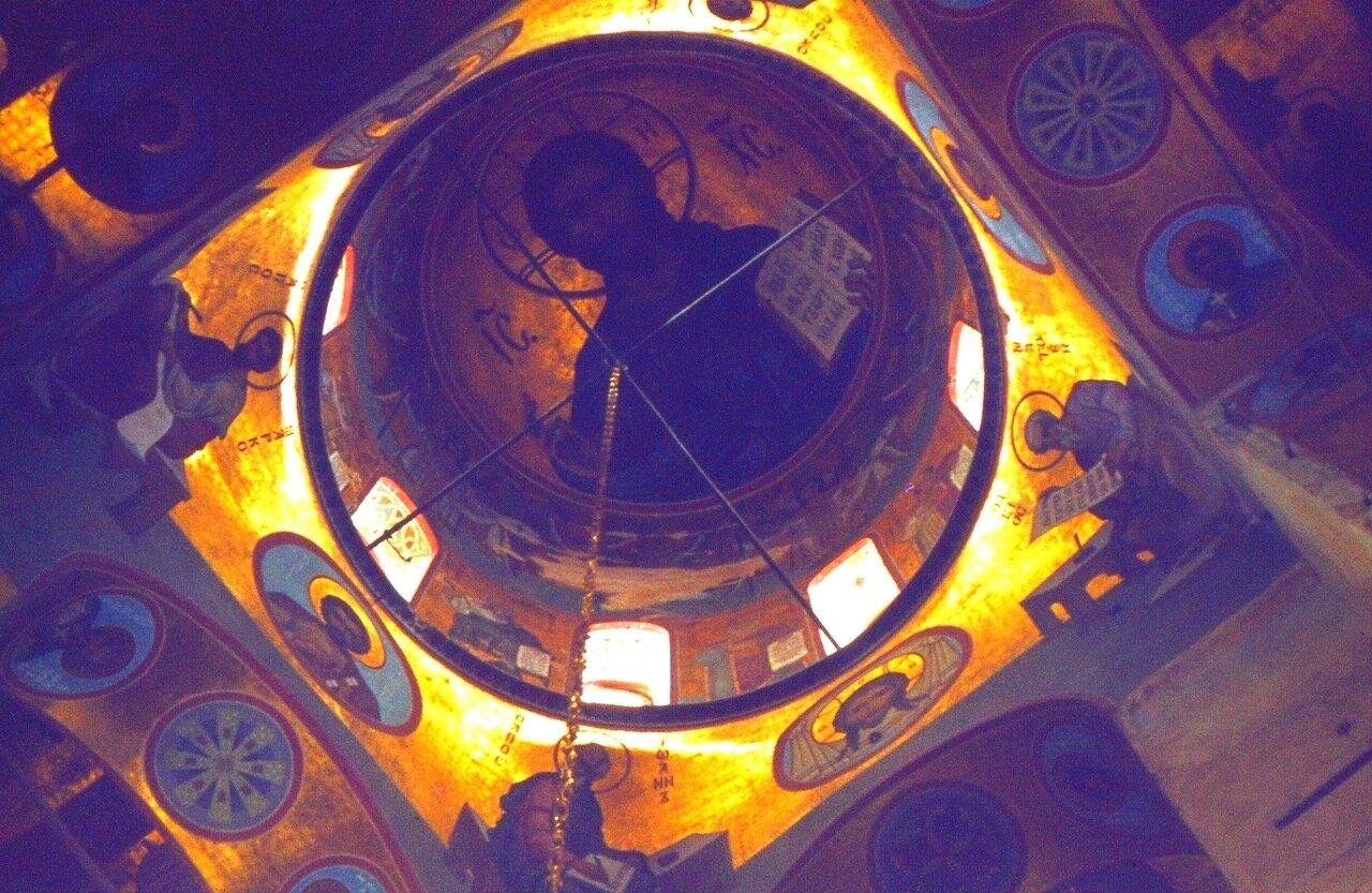 6. Роспись купола собора