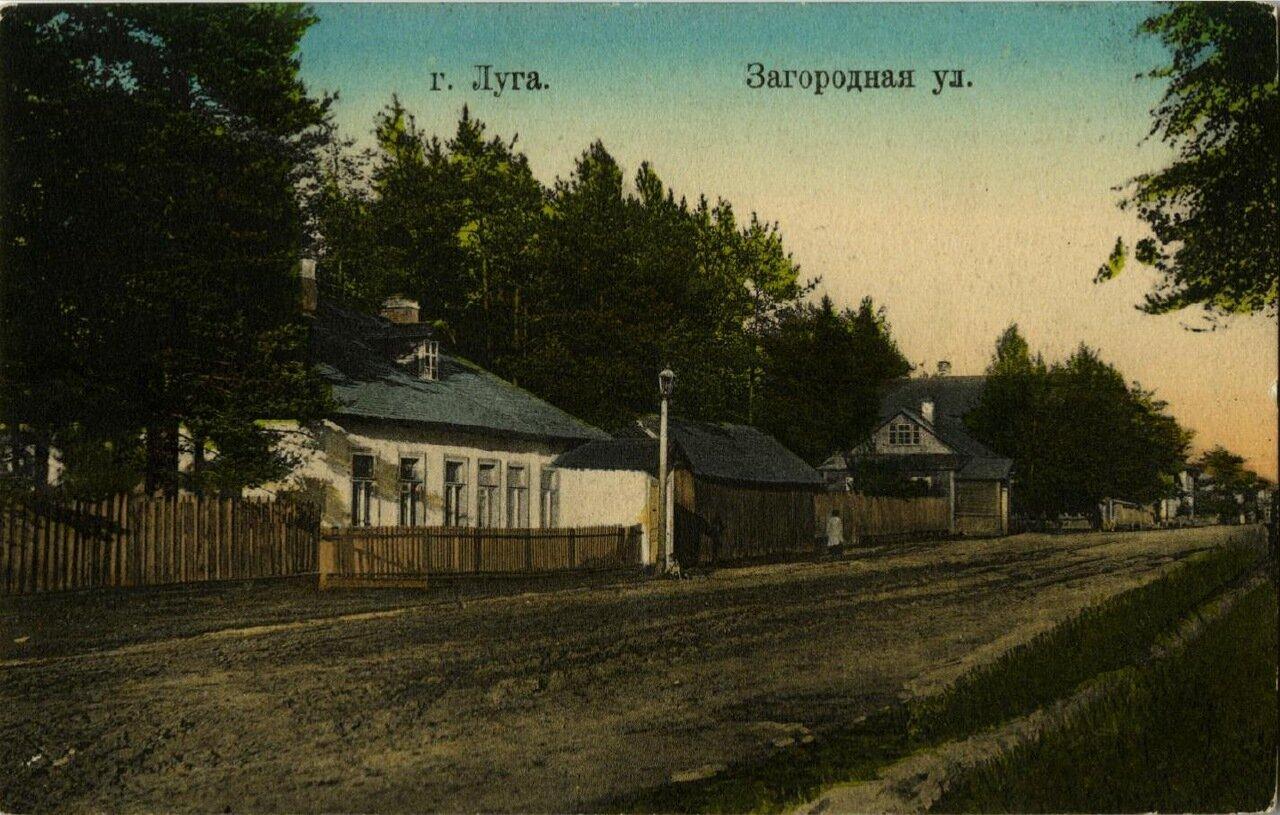 Загородная улица
