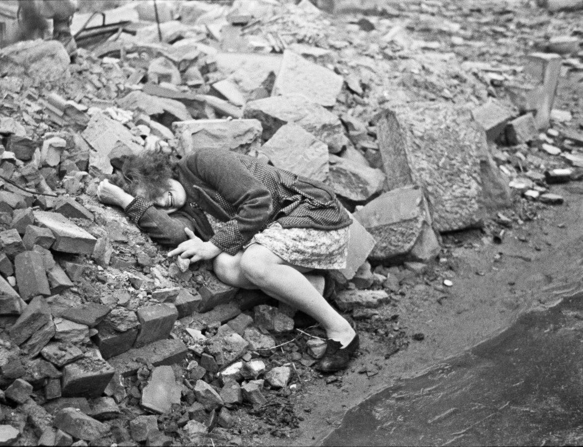 1945. Дессау, апрель