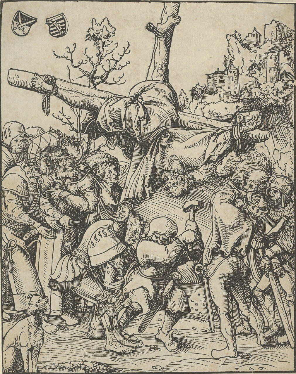 Peter from the Martyrdom of the Twelve Apostles