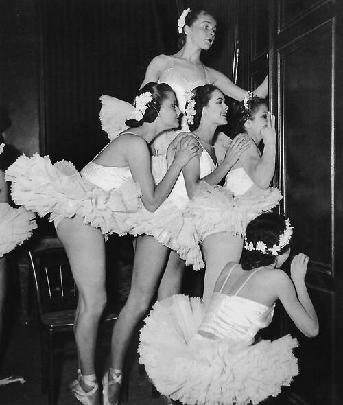 Paris Conservatory 1948