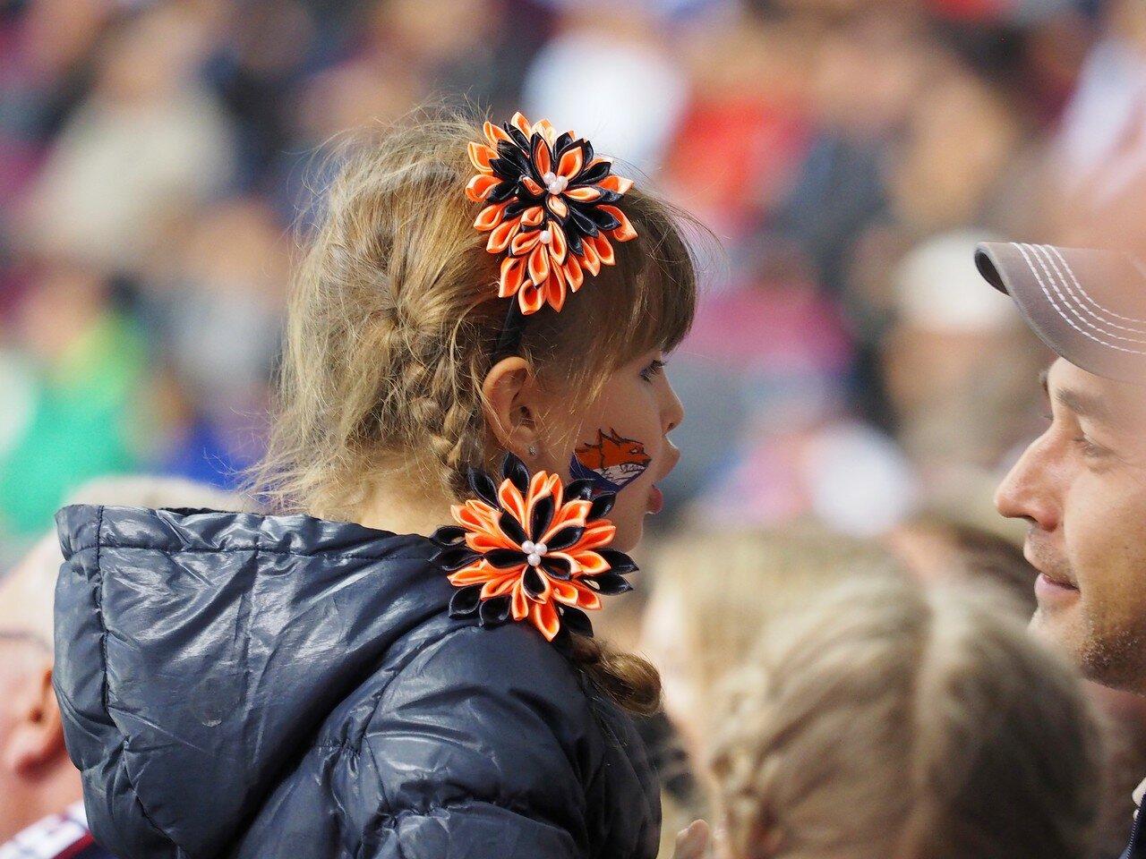23Металлург - Сибирь 18.09.2015