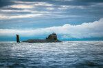 """Подводная лодка """"Северодвинск"""",30.06.2013"""