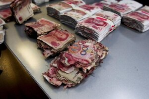 Термиты лишили китайскую пенсионерку сбережений