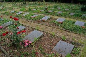 Кайзерсверт, кладбище