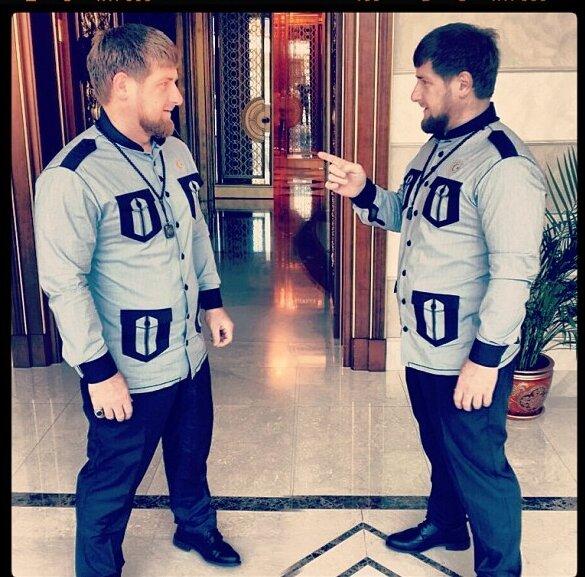 Два Кадырова, или палево?