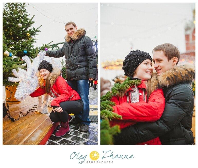 love-story на рождественской ярмарке