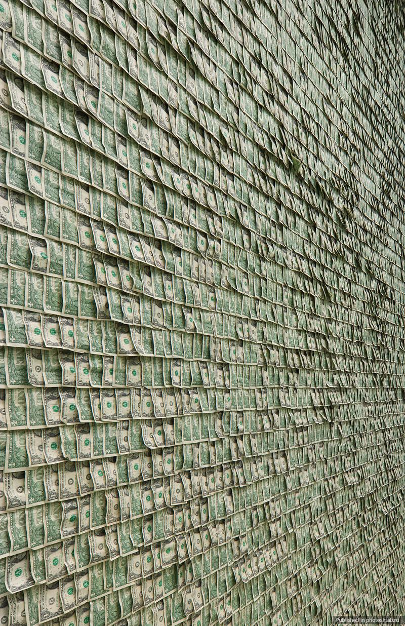 Необычные обои из 100 000 долларов (4 фото)