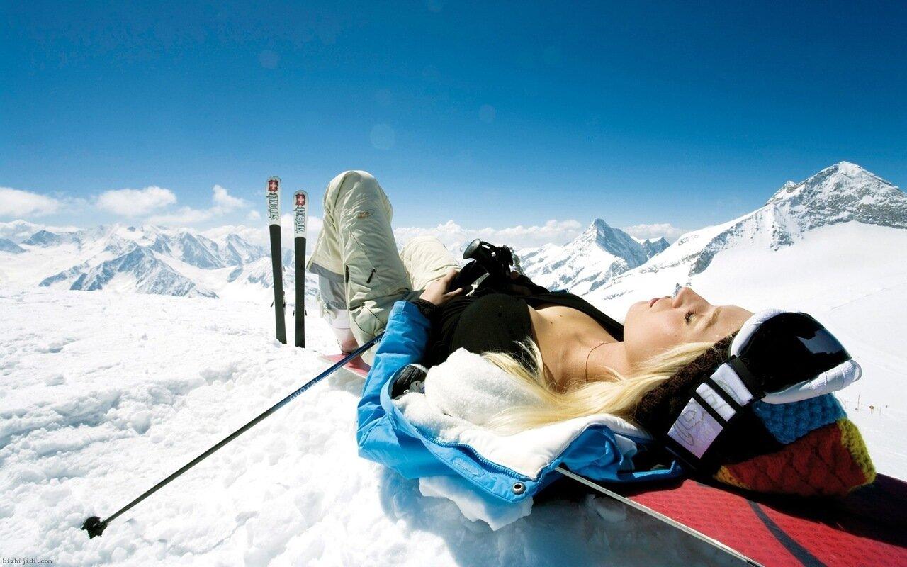 Где отдохнуть зимой. Полезные советы туристам (+ 21 фото)