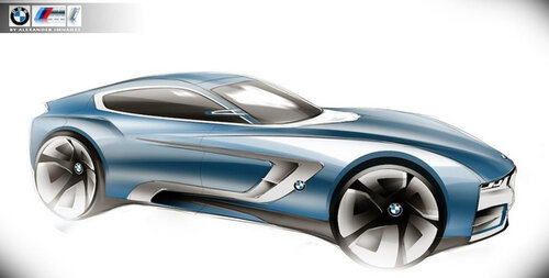 Родстер от BMW