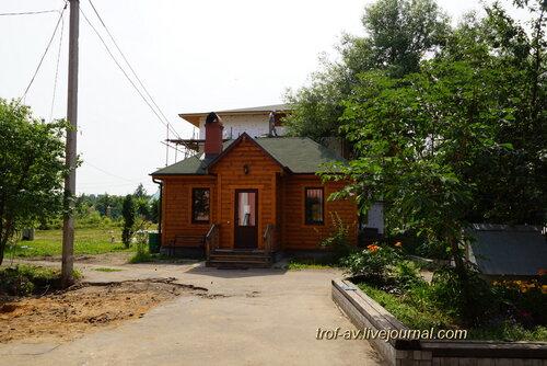 Храм Успения Пресвятой Богородицы, Шарапово