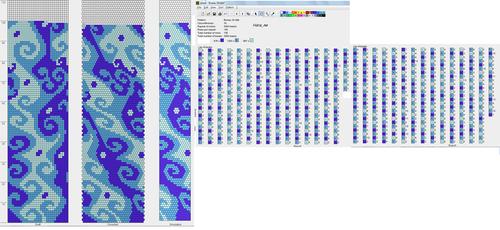 Схемы: схемы морских жгутов (кучка 2)