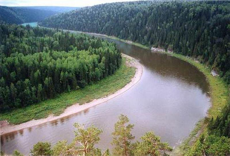 Серпантин реки (24.05.2013)