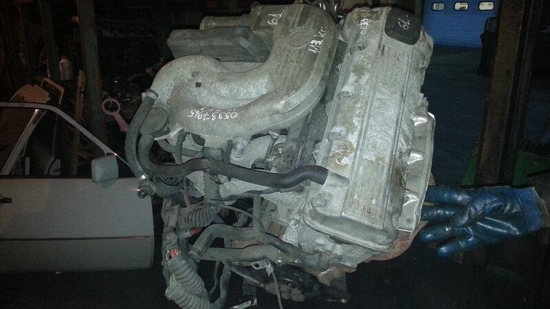 Двигатель M43B16 на BMW E36