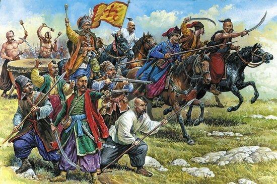 Интересные факты о запорожских казаках