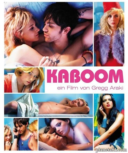Ба-бах! / Kaboom (2010/DVDRip/BDRip)