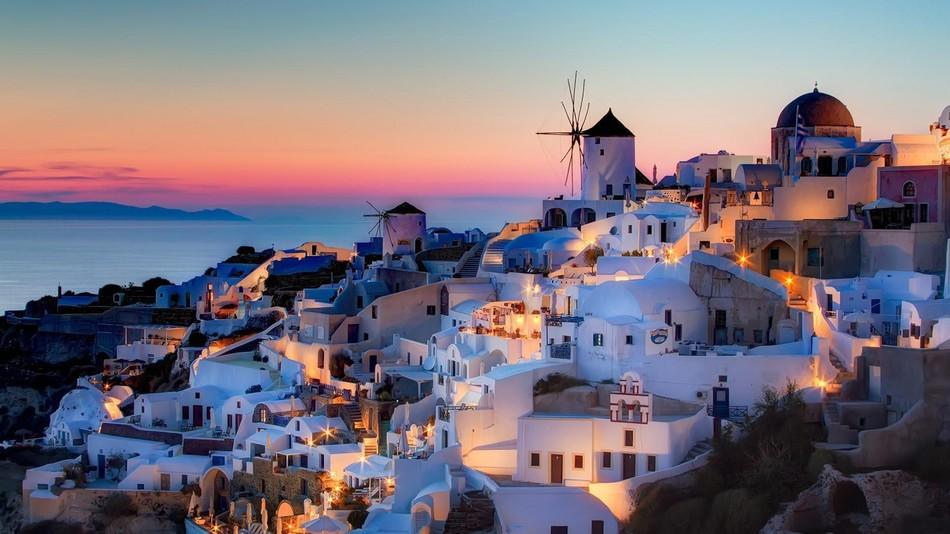 Греция — это мечта для любителей комфортного и роскошного отдыха «с картинки журнала&#187