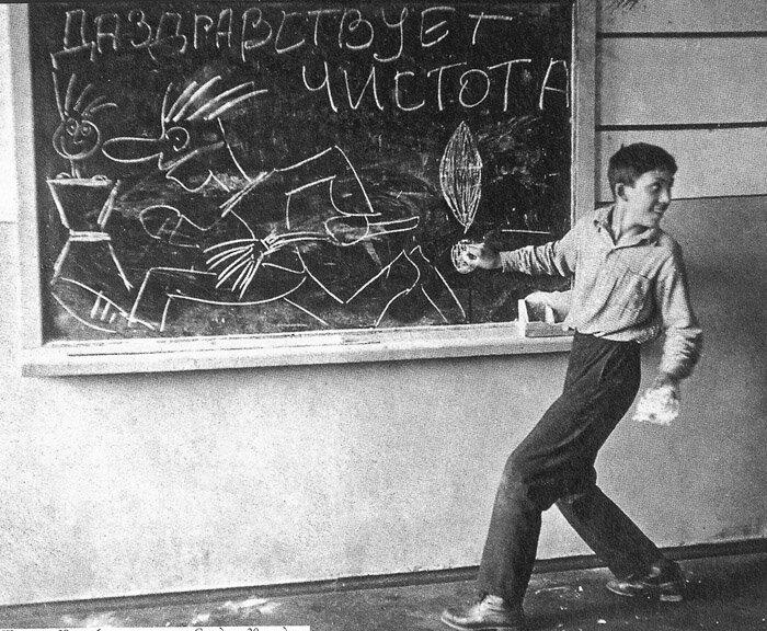 Юра Никулин, середина 1930-х.