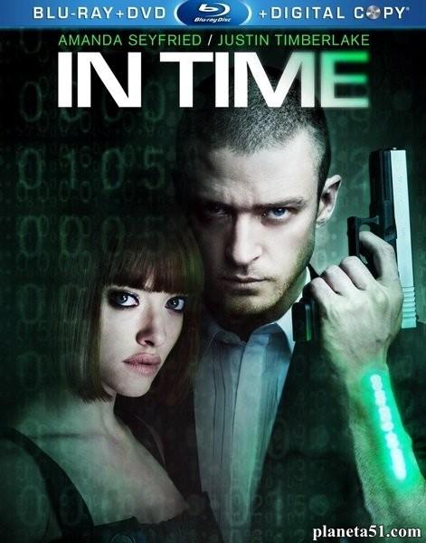 Время / In Time (2011/HDRip)