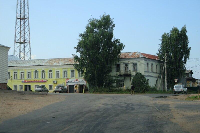 Село Рогачёво