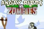 Ангри Берс против Зомби