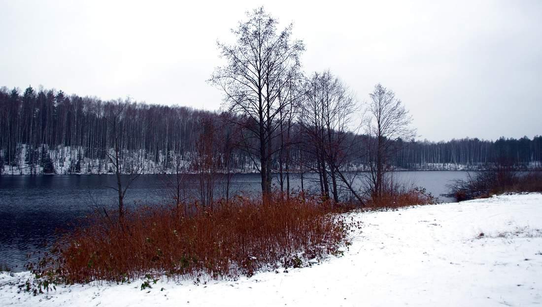 озеро Сайвер