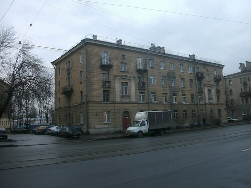 Мгинская ул. 5