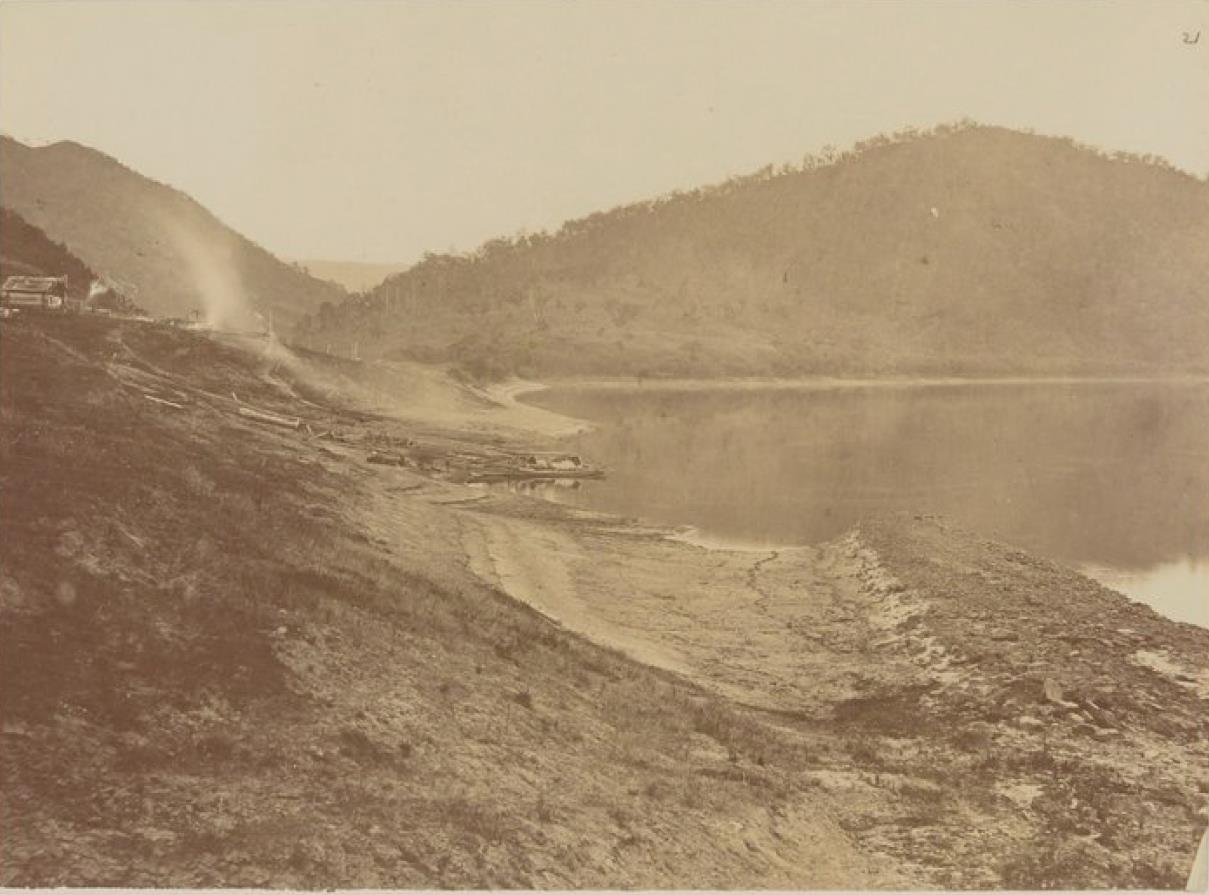 10. Хинганские горы на Амуре, маленькая деревня