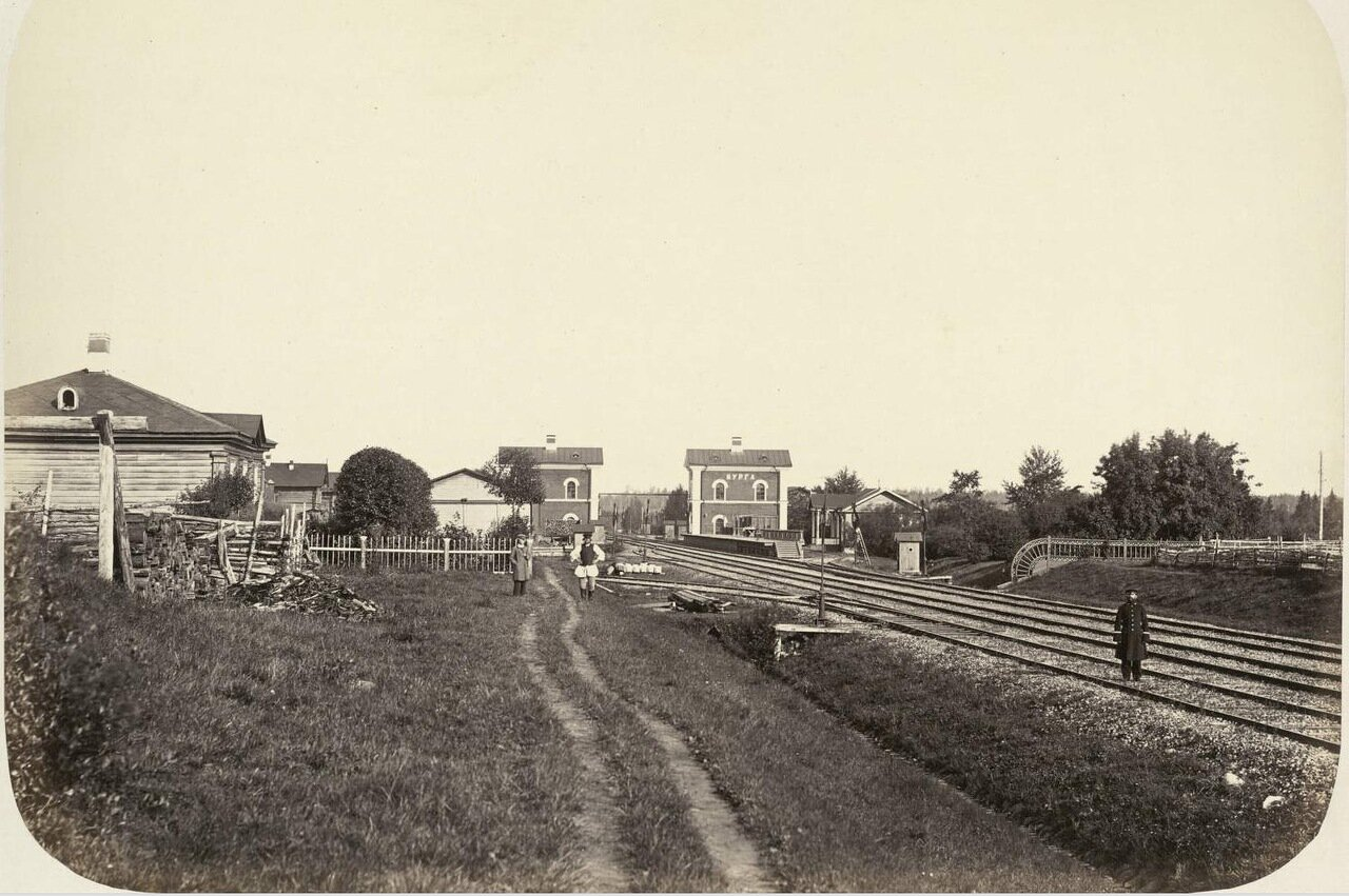 12. Станция Бурга