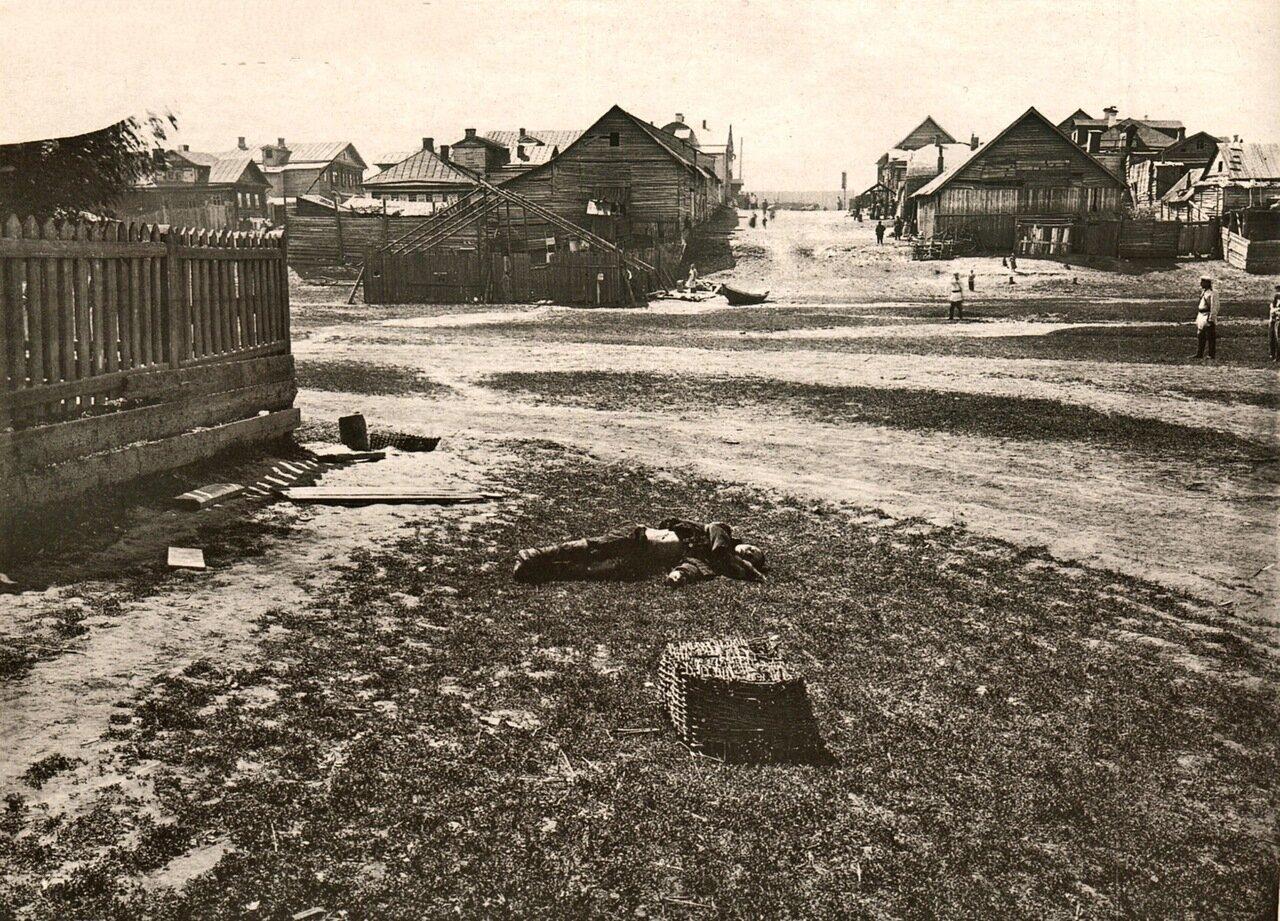 Убийство в Гордеевке