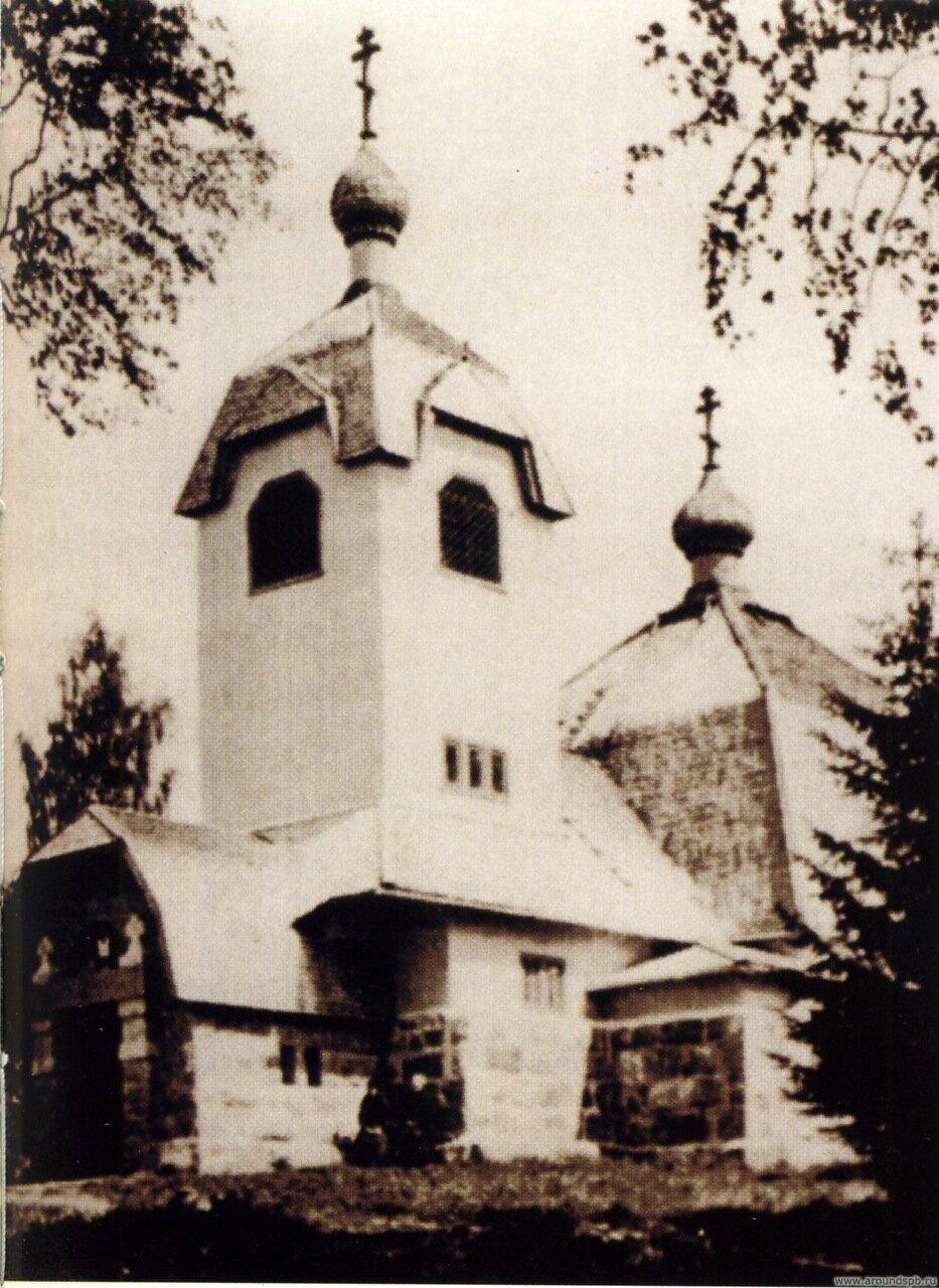 Линтульский монастырь (Огоньки)