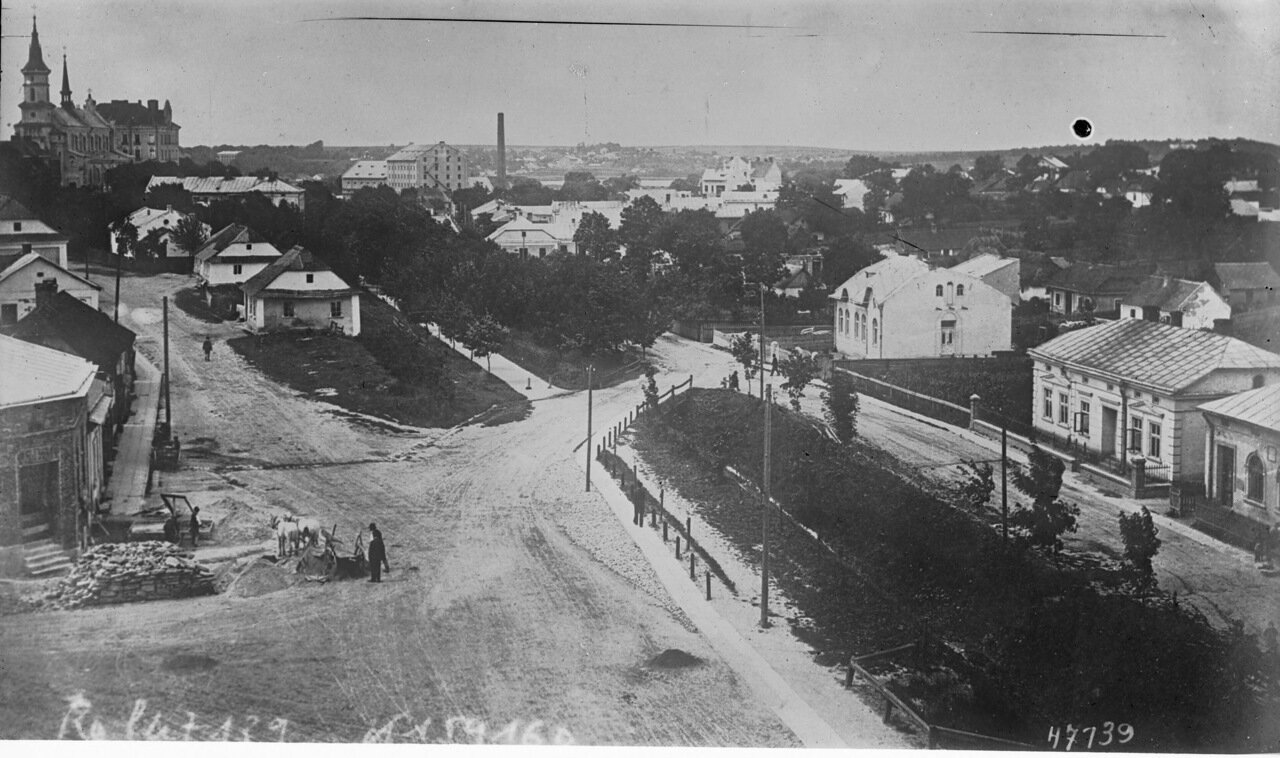 Черновцы, 1916