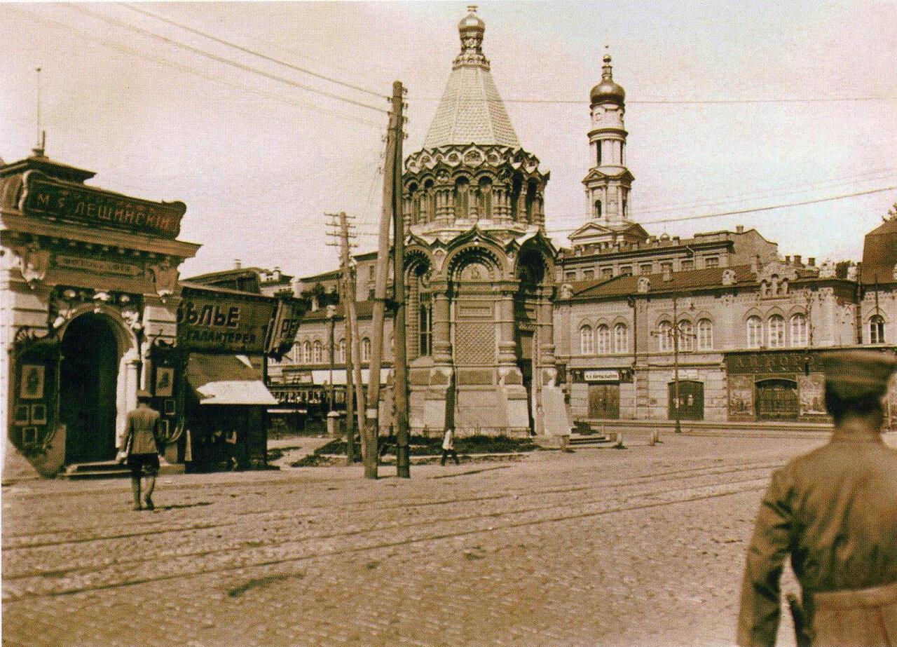 Сергиевская площадь