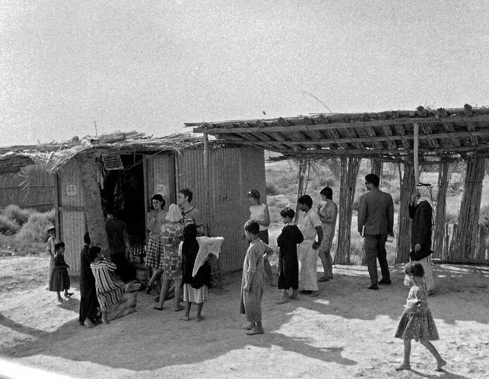Ирак. На остановке в Эль-Куте