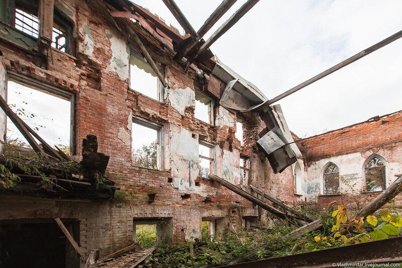 Колосовские руины