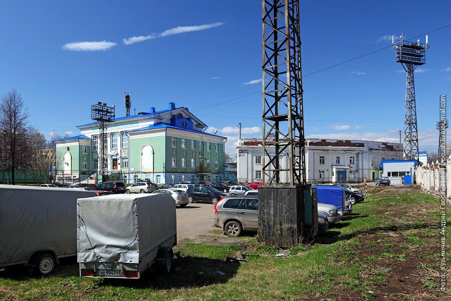 стадион «Динамо» в Кирове